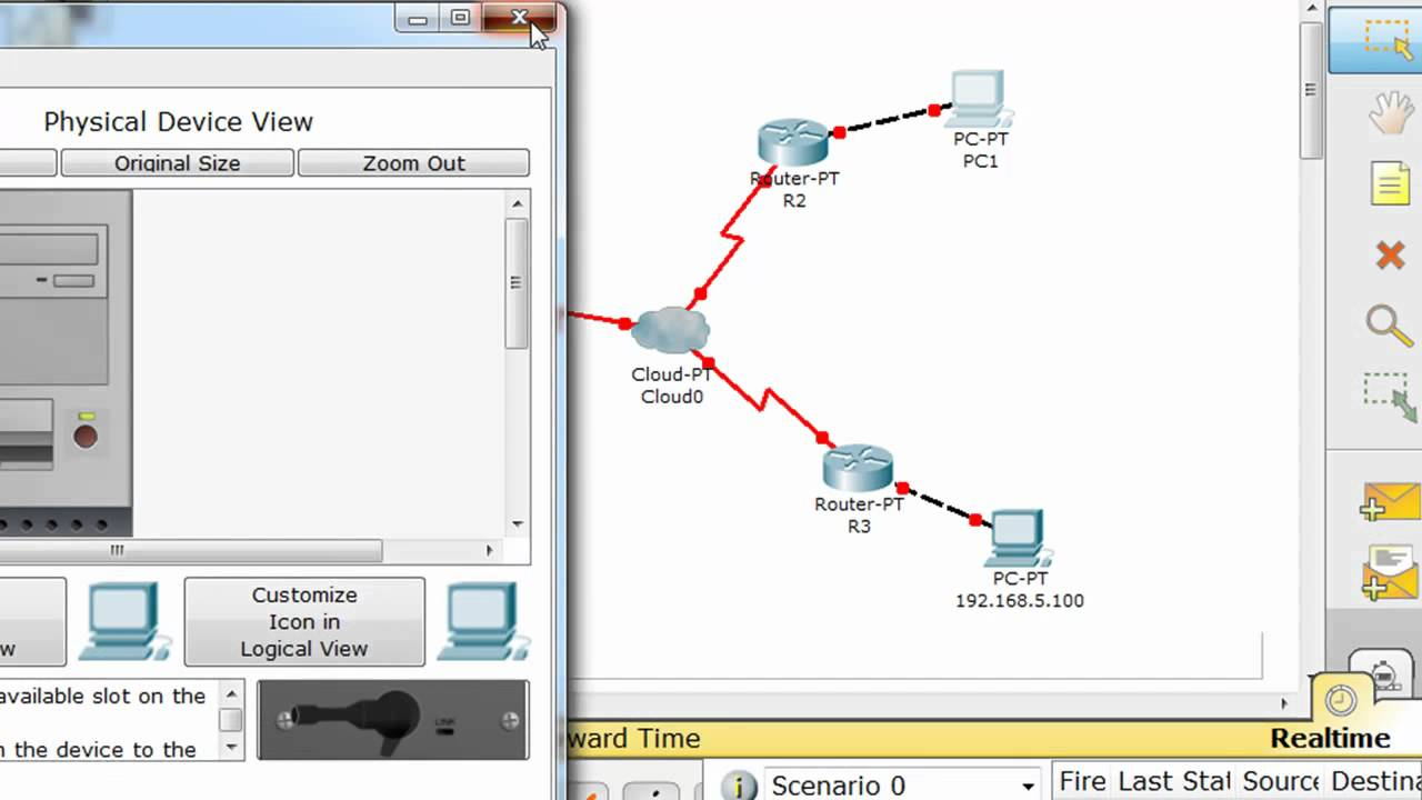 Configure Frame Relay for the Cisco CCNA - Part 1 - YouTube