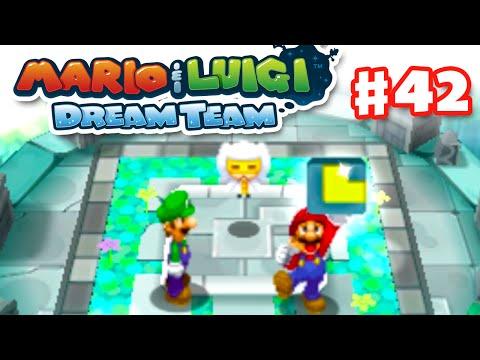 Mario & Luigi: Dream Team - Gameplay Walkthrough Part 42 - More Master Pi