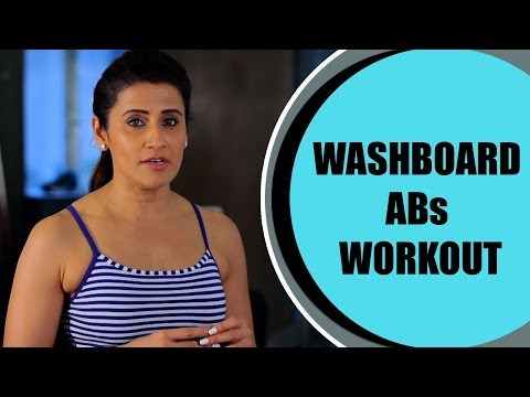 5 Exercises For Perfect Abs || Be Fit With Yasmin Karachiwala