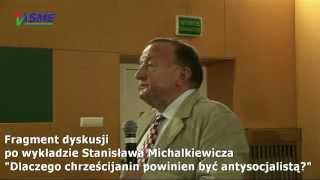 Unia Europejska to twór niedemokratyczny, tak łatwiej im narzucać swą wolę! - St. Michalkiewicz