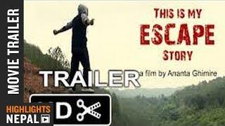 ESCAPE || Nepali Movie Official Trailer | Pradeep Media | Reema BC