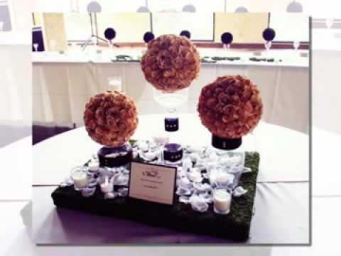 Creative Wedding Centerpiece Ideas Youtube
