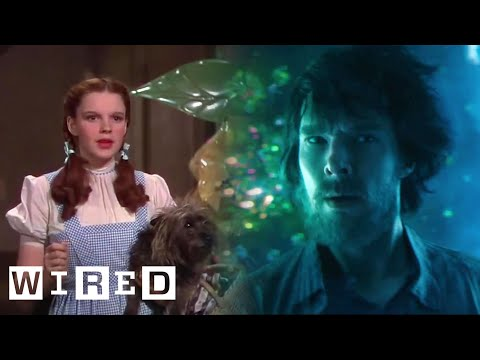 The Stunning Evolution Of Color In Film | WIRED