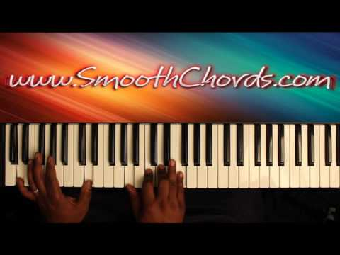 Speak Into The Atmosphere Myron Butler Piano Tutorial