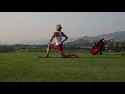 Yoga for Recovery   Golf