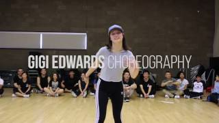 Finesse - Bruno Mars | Gigi Edwards Choreography | SLAM | WIlliam Yao Films