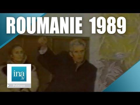 Analyse du procès Ceaușescu - Archive INA