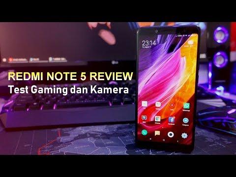 Xiaomi Redmi Note 5 Indonesia Review