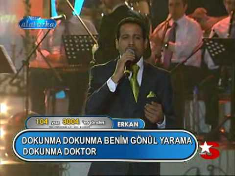 Popstar Alaturka Erkan - Doktor 17.12.2006