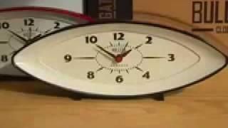 Newgate Bullitt Mantel Alarm Clock From Www.handsandface.com