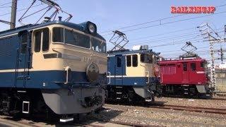 JR東日本 大宮総合車両センター 鉄道ふれあいフェア2013