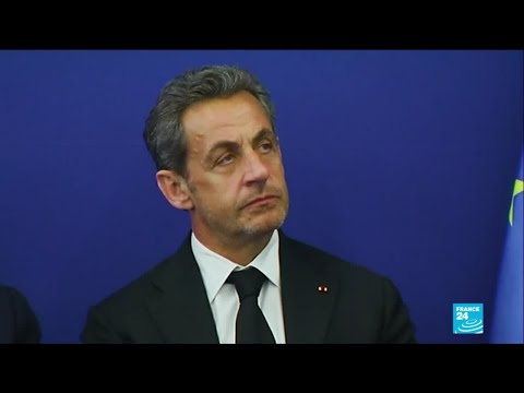 "Nicolas Sarkozy sera jugé pour ""corruption"" et ""trafic d'influence"""