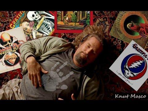 BIG LABOWSKI  GRATEFUL DEAD  Dream Sequence