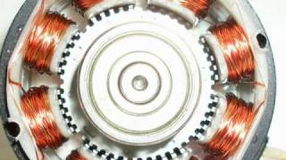 Шаговый Двигатель ( Stepper motor )