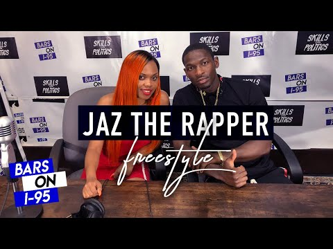 Jaz The Rapper Freestyles On Bars On I-95