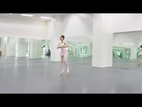 """Anna Francesca """"Cheska"""" Reyes AUDITION- CLASSICAL CUPID"""