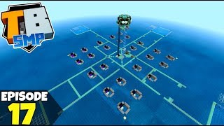 Truly Bedrock Episode 17! Quad Iron Farming! Underwater! Minecraft Bedrock Survival Let's Play!