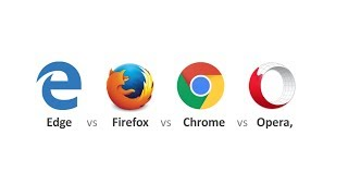 Battle Between Best Browsers 2017, MS Edge vs Firefox 57 Quantum vs Google Chrome vs Opera.