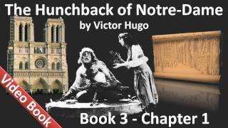 Book 03 - Chapter 1 - The Hunchback of Notre Dame by Victor Hugo - Notre-Dame