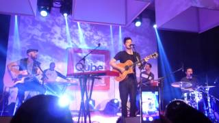 The Script - Man On A Wire - Live @The Qube