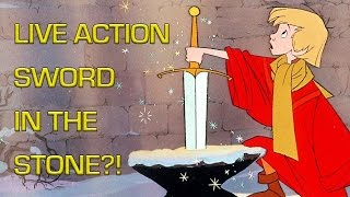 Disney Making Live Action Sword In The Stone Movie!?
