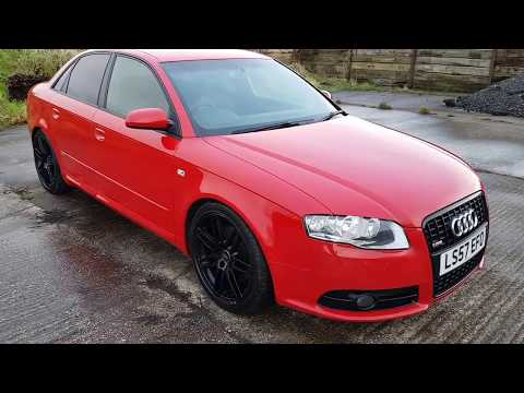 HILLSIDE VEHICLE TRADING - 2007 AUDI A4 170 SE S-LINE