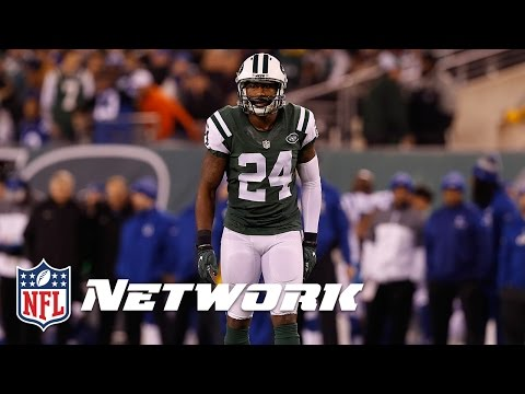 Does Darrelle Revis fit with the Dallas Cowboys? | NFL Network | Total Access