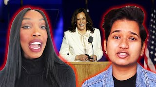 Women Of Color React To Kamala Harris' VP Election