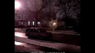 Time Lapse of an Evening Snow