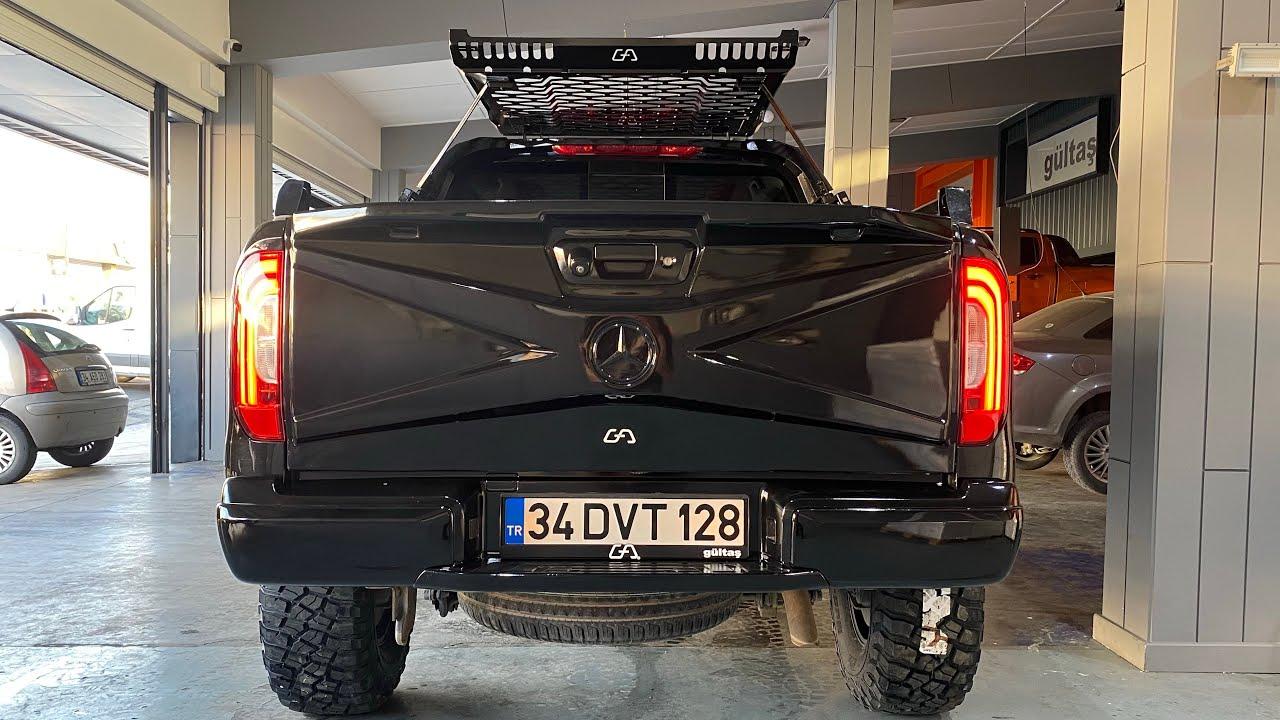 Mercedes XClass | Black Shadow