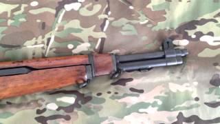 Grail Rifle