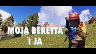 RUST Gameplay PL - Moja Beretta i ja (PVP)