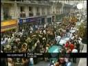Hindu worshippers celebrate Ganesh Festival in Paris
