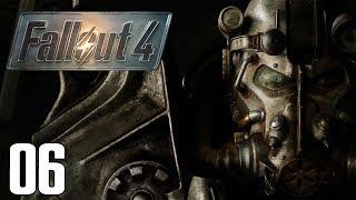 Fallout 4 (Walkthrough / Gameplay) Part 6 - Power Armor: Best Armor