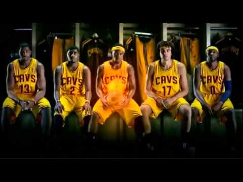 Cleveland Cavaliers Intro 2012-13