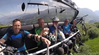 Alps MTB Trip 2016 Prodigy Version