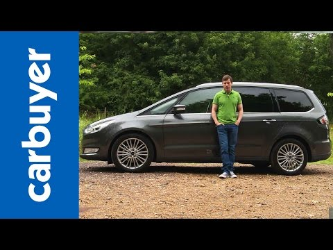 Ford Galaxy in-depth review - Carbuyer