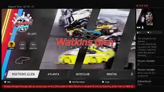 Monster energy NASCAR Cup Series at Watkins Glen International on NBCSN