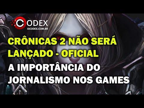 Crônicas Não Será Lançado no Brasil Oficial - A importância do Jornalismo - World of Warcraft