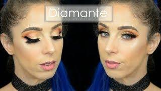 Nuevo delineado diamante - Ideal para ojos caídos y encapotados