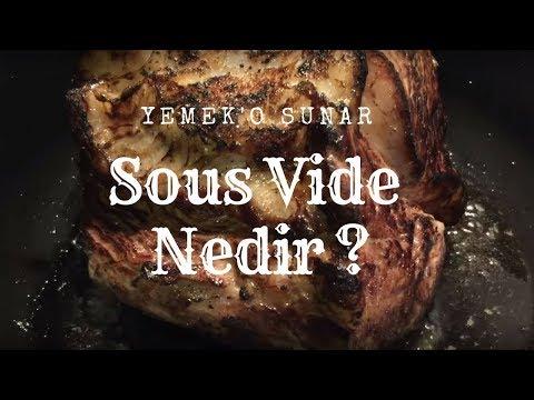 Sen Sous Vide Teknigi ile Mutfakta Devrim Yaratacaksın