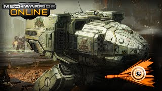 Mechwarrior Online - Stalker Gameplay