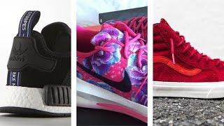 adidas NMD, Jordan x Toronto, KD8