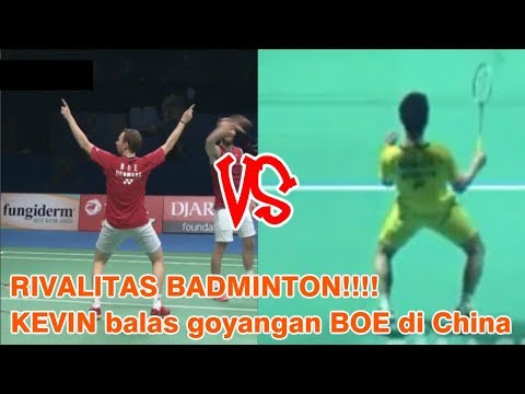 ON FIRE...!!! KEVIN revenge action in China Open over BOE provocation in Indonesia