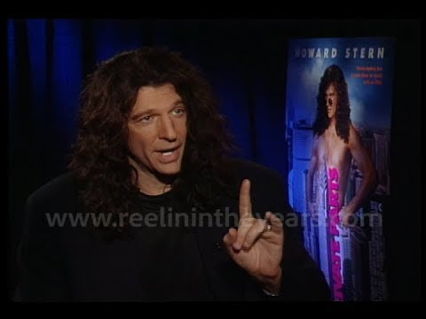 Howard Stern Interview 1997 (Private Parts) Brian Linehan's