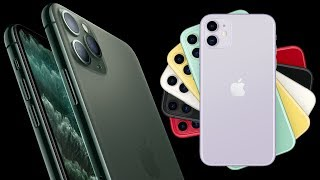 IPhone 11 And 11 Pro Released Everything You Need To Know