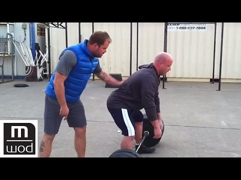 Sumo pulling | Feat. Kelly Starrett | MobilityWOD