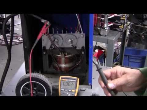 battery charger rectifier test and repair 1:2 on