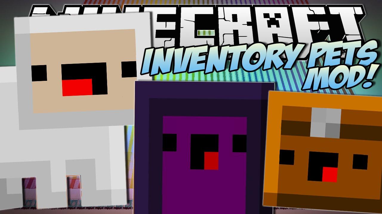 Inventory Pets Mods Minecraft Curseforge