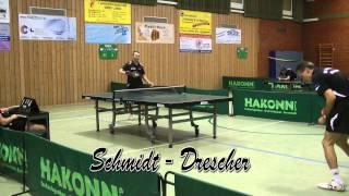 2012-10-13 DJK BW Münster - SV Al. Königstätten Tischtennis Hessen Süd Tischtennis